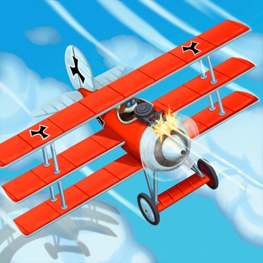 Red Baron: Fly and Shoot