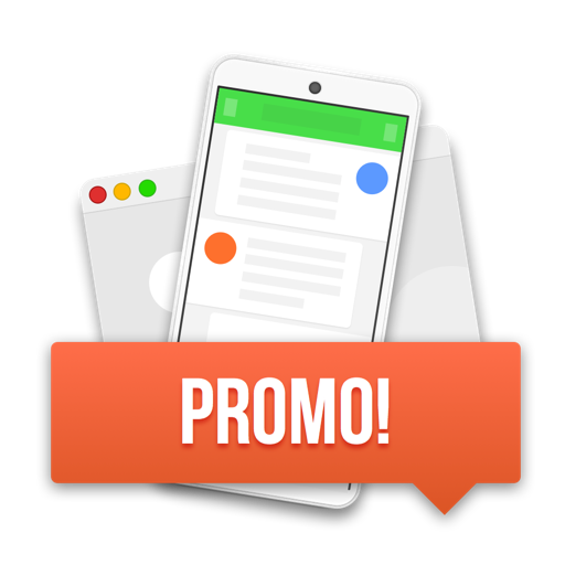 Promo Screen Maker Pro