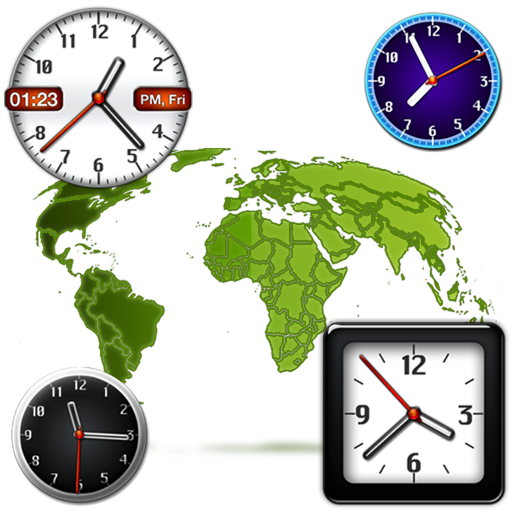 桌面时钟 Desktop Clock
