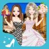 Las vegas wedding - Mode und Make-up-Spiel für Kinder, die Hochzeiten lieben