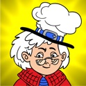 Heckerty Cook — a funny interactive family storybook series for learning to read English (#2 in the Heckerty Story Series) icon
