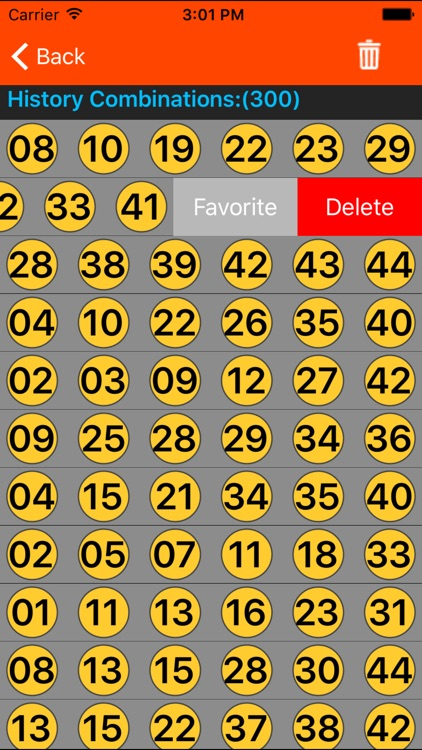 russia gosloto lucky numbers generator