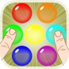 Crazy Bubble Spel gratis för iPhone / iPad