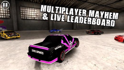 Extreme Gear: Demolition Arena Screenshot