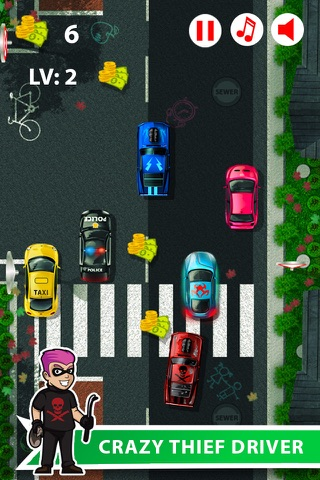 Bank Robbery Driver Getaway screenshot 3