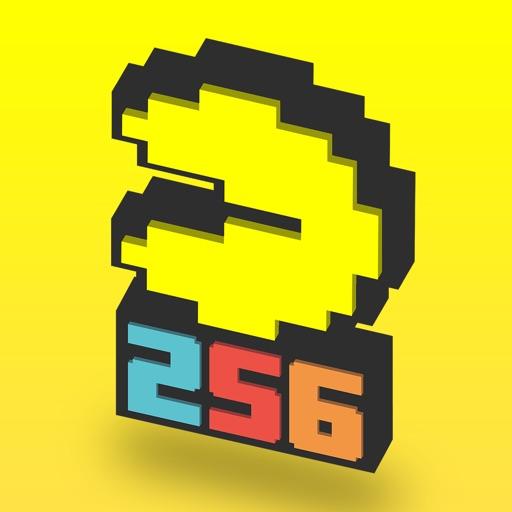 吃豆人 256