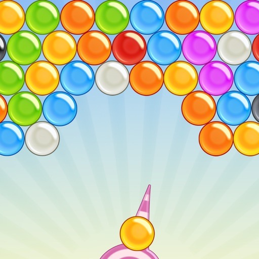 Bubble Shooter - The Best Bubble Popper Game of SweetZ PuzzleBox iOS App