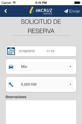 Imcruz - Servicios screenshot 3