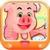 三只小猪上厕所 早教 儿童游戏
