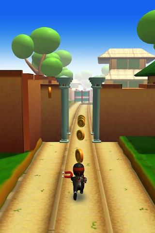 Ninja Runner 3D screenshot 4