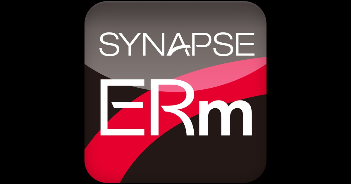 SYNAPSE ERm for iPadを App Sto...