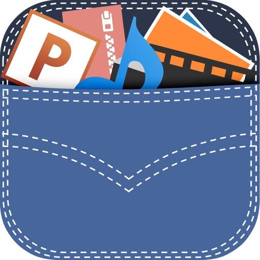 My Files - ファイルの速達:ポータブルファイル管理ツール、プライバシーの保護を重視し、3 Dタッチ。