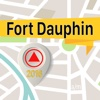 Fort Dauphin Offline Map Navigator und Guide