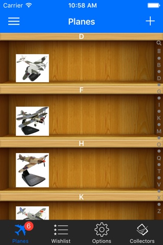 Model Plane Collectors screenshot 4