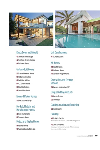 Build Home Victoria – Showcasing the best builders in Victoria and selected builders from other states screenshot 3