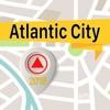 大西洋城 離線地圖導航和指南
