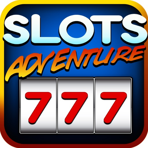 Slots Adventure Pro - Journey of the Slots Machines iOS App