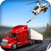 Police Helicopter Shooting Game - Chase and Fight with Gangsters