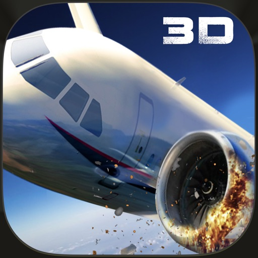 Extreme Airplane Emergency Crash Landings iOS App