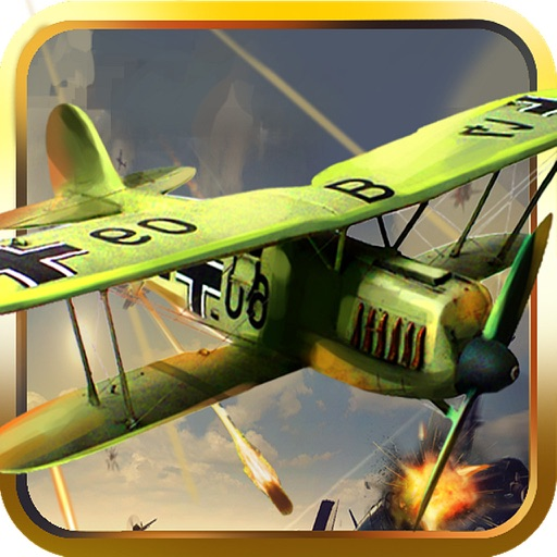 Raiden Fighter 1942-Battle copters iOS App