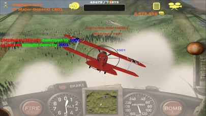 Screenshot #5 for Dogfight Elite