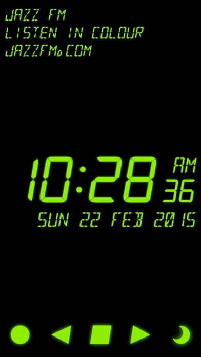 alarm clock radio plus app voor iphone ipad en ipod touch appwereld. Black Bedroom Furniture Sets. Home Design Ideas