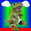 恐龍幼兒和孩子的孩子 - 遊戲 - 了解恐龍 - 化石和恐龍 - 彩頁 -