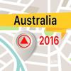 オーストラリア オフラインマップナビゲータ...