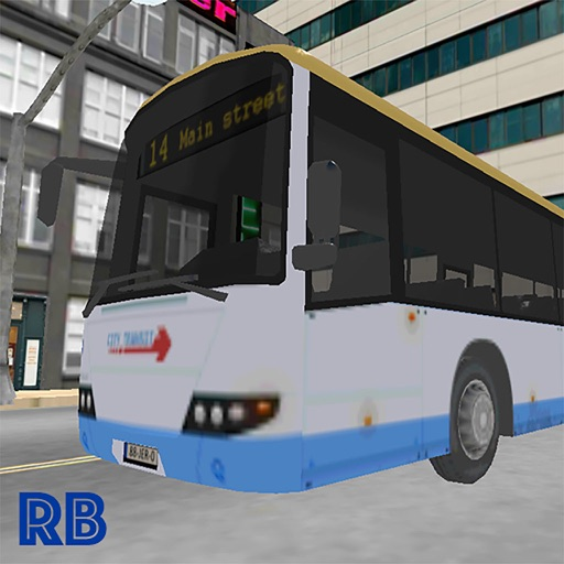City Bus Driver Sim PV iOS App