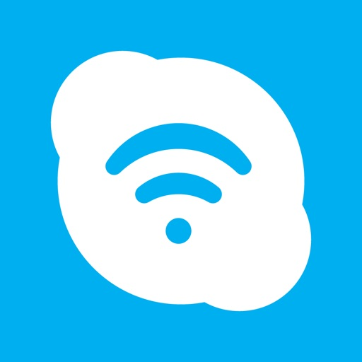 Skype WiFi iOS App