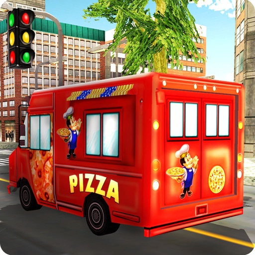 Pizza Delivery Van Simulator – fast food truck driver simulation game iOS App