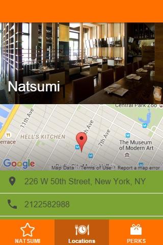 Natsumi screenshot 1