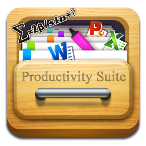 Productivity Suite For MS Office - Word, Excel, Powerpoint Templates