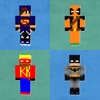 HD SuperHero Skins - Best Skins for Minecraft PE & PC