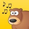 Sounds of animals - kindergarten educational games