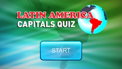 Capitals of Latin America Screenshot