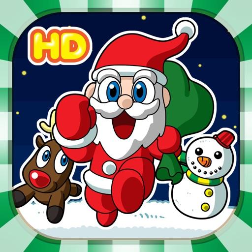 Amazing X'mas Planet - Hohoho ! Santa Claus Perfect Run & Dash On Christmas Day HD iOS App