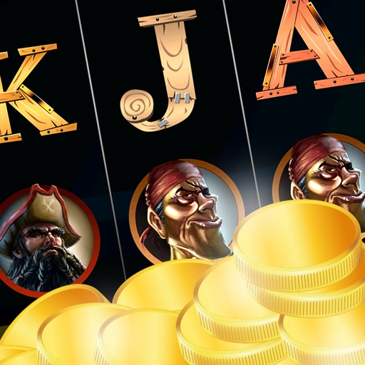 Slots Caribbean Pirate Ship - One Million Fortuna Gamble iOS App