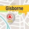 吉斯伯恩 離線地圖導航和指南