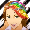 Hair Styles - Photo Editor Color Booth, Dye, Haircuts Salon