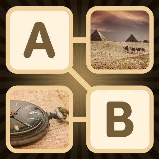 Hidden Words & Pics - History Edition iOS App