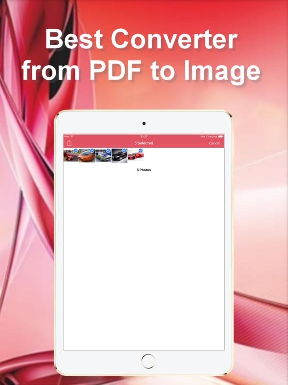 how to change jpg to pdf on ipad