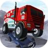 Race Truck Car Dismantle