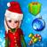 サンタヒーローズアドベンチャー - スワイプおいしいお菓子は、クリスマスのための宝石を収集するために HD
