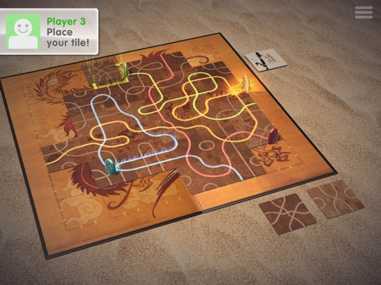 Screenshot #2 for Tsuro - The Game of the Path
