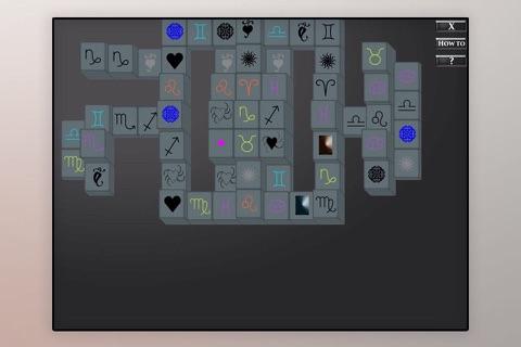 Amazing STAR SIGN Mahjong Mania Board Game screenshot 3