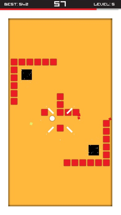 Frenzy Ball - Brick Breaker screenshot four