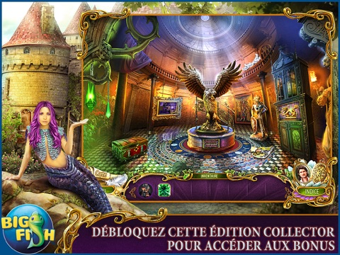 Dark Romance: The Swan Sonata HD - A Mystery Hidden Object Game screenshot 4