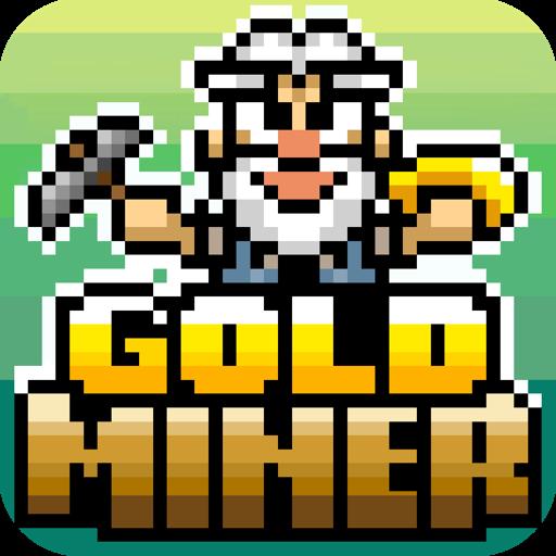 Gold Miner 8bit HD