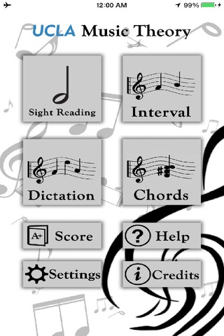 UCLA Music Theory screenshot 1